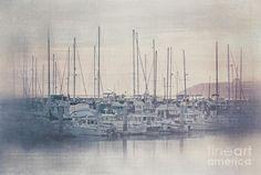 Sunset At The Marina by Teresa Wilson  #sharethelove #artforsale #participationpaysoff #FAAArtists