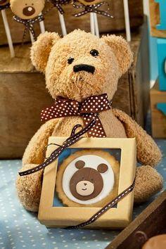 BABY SHOWER CON TEMATICA OSITO TEDDY
