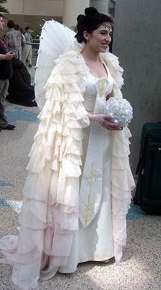 Queen Amadala celebration dress.  sc 1 st  Pinterest & Marie Antoinette + King Louis XVI as ZOMBIES!!!   halloween ...