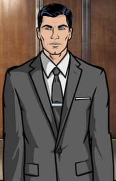"""Archer lists several spy techniques in the elevator, one of them being a """"honeypot"""" (Archer's favorite). Honeypot is also the name of a future episode."""