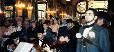Fado Night at Majestic Café April 2 at 9:30PM  Vocals- Joana Costa Portuguese Guitar- Amável Carneiro Guitar - Nel Garcia  Rua Santa Catarina, 112  4000-442 PORTO
