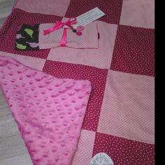 Couverture et bouillotte sèche pour petite fille : Puériculture par mlle-marie