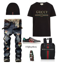 - Gucci Menswear - Ideas of Gucci Menswear - Dope Outfits For Guys, Swag Outfits Men, Gucci Outfits, Sneakers Fashion Outfits, Urban Fashion, Mens Fashion, Fashion Menswear, Types Of Suits, Gucci Brand