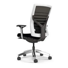 TORSA, silla operativa para oficina by UPPER PANAMA  El diseño inspirado y el control por cable, junto con soporte lumbar ajustable y regulador de asiento, hacen de Torsa una magnífica silla operativa.