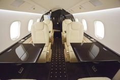 #Learjet60 #XR #interior https://www.vistajet.com/en/YourFleet/Aircraft/learjet-60-xr/1/#