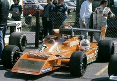 Markus Höttinger - March 792 BMW - Bob Salisbury Racing - European Formula 2 Championship 1979