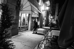 Famous Harry's Bar in Florence Photo by Octavio Duran -- National Geographic Your Shot