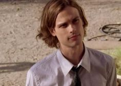 Dr. Spencer Reid  from Criminal Mind