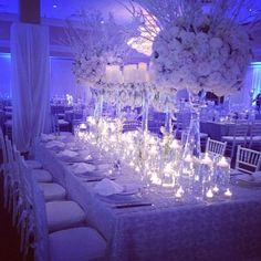 Stunning White Winter Wedding  Statigram – Instagram webviewer