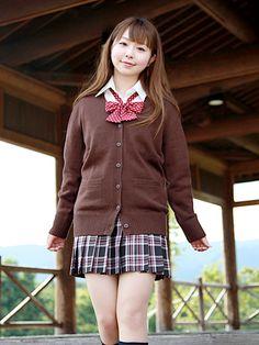 Japan School Uniform, School Uniform Fashion, School Uniform Girls, Girls Uniforms, School Uniforms, Japanese School, Japanese Girl, Fashion Moda, Girl Fashion