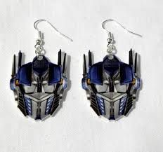 Image result for transformers earrings