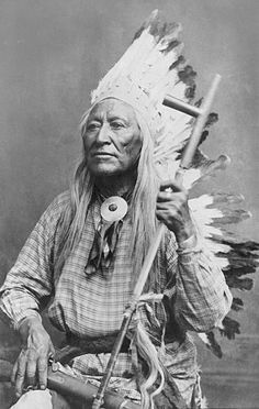One of the most famous of all Eastern Shoshone headmen and leaders.  Known for his prowess as both warrior and statesperson, Washakie played a prominent role in the territorial and statehood development of Idaho, Montana, Utah, and Wyoming.  He hunted and trapped with famous mountain man Jim Bridger, sat in treaty councils and negotiations with Mormon elder Brigham Young, and secured the Wind River Reservation as the homeland of the Eastern Shoshones.