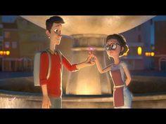 Il y a de la magie et de l'amour dans ce film d'animation !