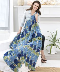 By the Sea Throw