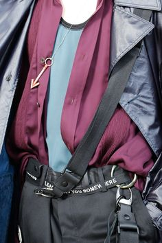 Lanvin Spring 2017 Menswear Accessories Photos - Vogue