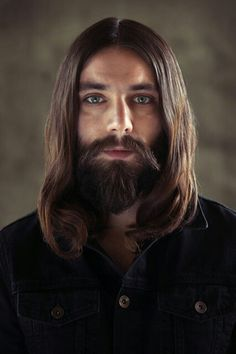 Men's hairstyle jesus by me