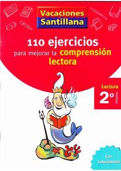 110 ejercicios para mejorar la comprension lectora santillana 1