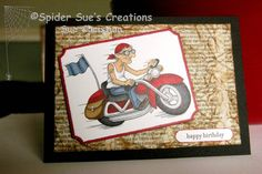 Marco's B'day Card