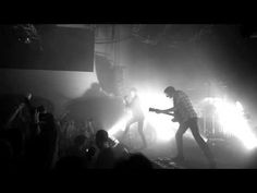 Refused - The shape of punk to come / Refused party program live @ Debaser 2012-03-30