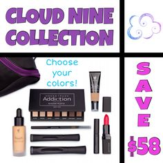 My absolute FAVORITE collection to get my hands on every NEW product released this fall! LOVE all pieces of it & you will too we GUARANTEE or your money back! $58 savings to bundle through this Collection!