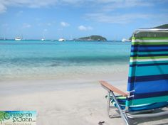 Escape the cold and visit us in paradise. #CimmaronStJohn #VirginIslands