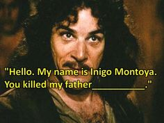 Can You Finish These Famous Movie Quotes?