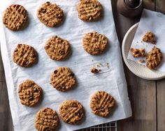 Teff Peanut Butter Chocolate Chip Cookies | The Daily Meal
