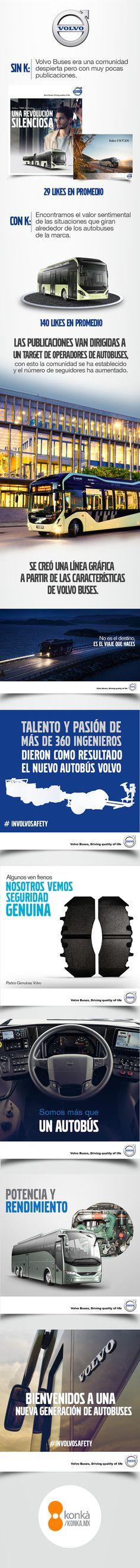 Volvo - Social Media