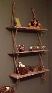 Rustic shelves shelves on wall, hanging rope shelves, cool shelves, rustic Awesome Woodworking Ideas, Woodworking For Kids, Woodworking Crafts, Woodworking Beginner, Woodworking Lamp, Unique Woodworking, Intarsia Woodworking, Woodworking Techniques, Teds Woodworking