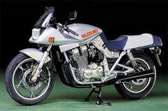 Suzuki GSX1100S Katana.