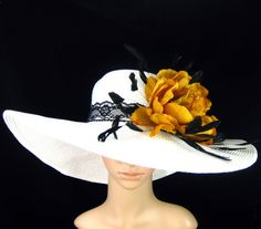 Kentucky Derby Hat by theoriginaltree, $59.97 - I will go to the derby one day!