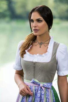 Dirndl classics ♥ ♡ on Pinterest  Dirndl, Dirndl Dress and ...