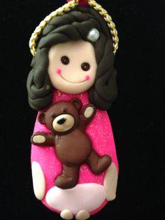 Personalized Children's Accessory, Cutie Beauty Blogger, Boom Boom Prints Children Artwork