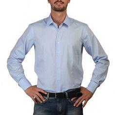 ROSSO FIORENTINO Man. Size 40. Overhemd, Shirt, Hemd, Chemise, Camisa, Camicia