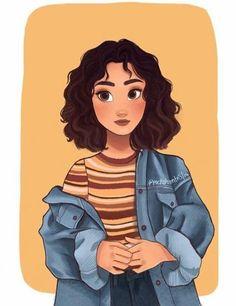Ideas for drawing girl love artworks - Art Drawings Cartoon Cartoon, Cartoon Girls, Girl Cartoon Characters, Cartoon Girl Images, Iphone Cartoon, Cartoon Quotes, Art Drawings Sketches, Easy Drawings, Disney Drawings