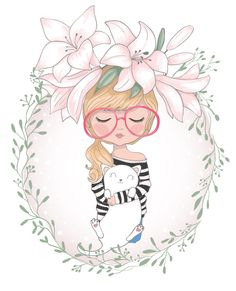 http://www.shutterstock.com/pic-508580980/stock-vector-cute-girl-with-cat-cute-cat-illustration-for-apparel-book-illustrations-for-children-t-shirt-graphic-girl-with-flowers.html?src=1WFUtFeyJ3YfZr2ca0RCyg-1-0