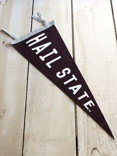 Hail State Pennant