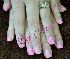 Baby Pink acrylic