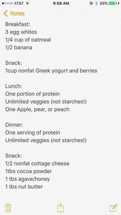 Victoria Secret diet plan! Don't forget to add in vigorous exercises daily as this plan includes lots of protein. Easy to follow and easy to prep for.