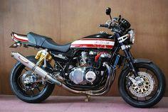 Bagus Zephyr 750 custom
