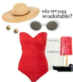 """""""By the sea"""" by mrs-z ❤ liked on Polyvore"""