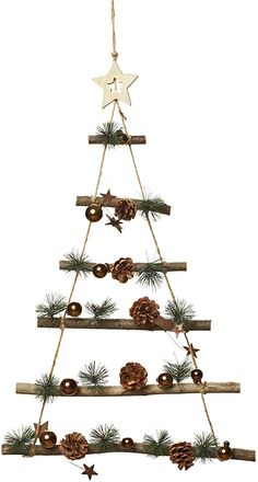2d Christmas Tree, Christmas Night Light, Creative Christmas Trees, Diy Christmas Gifts, Rustic Christmas, Christmas Home, Christmas Ornaments, Advent Calenders, Theme Noel