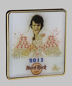Hard Rock Cafe Pins - Elvis Pin Series #hardrock