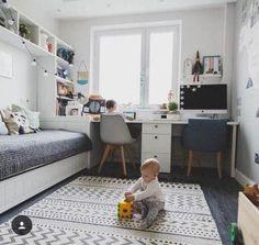Ideas For Bedroom Kids Girls Ikea Boy Rooms Ikea Boys Bedroom, Ikea Kids Room, Trendy Bedroom, Ikea Room Ideas, Guest Room Office, Kids Room Design, Girl Room, Bedroom Furniture, Furniture Ideas