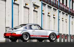 356 And To Have A Long Life. Straightforward Porsche 911 Carrera 2.7 Rs 4 Seiten