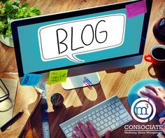 Did you know having a blog will provide a platform to share useful information or tips that will drive traffic to your website and establish you as a prominent source of information?  Learn more here: