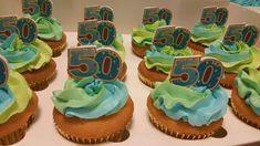 Cupcakes 50e verjaar
