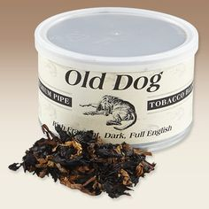 McClelland Club Old Dog Pipe Tobacco