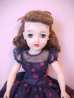 Beautiful 1950's Ideal Miss Revlon Doll by Moonmaidenemporium, Now I know what it is! I have this doll.