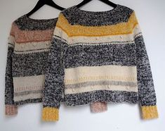 Ravelry: sammensat 6 pattern by elsebeth judith Sweater Knitting Patterns, Finger Weights, Stockinette, Mulberry Silk, Yarn Needle, Ravelry, Men Sweater, Sweaters, Stuff To Buy